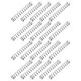 Metall 0.56 cm OD x 0.05 cm, Durchmesser: 4.06 Druckfeder cm lang 20 Stück de