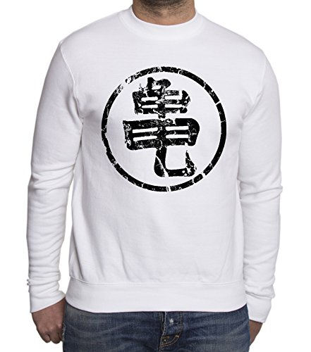 Sambosa - Sweat-Shirt - Homme Blanc Blanc XXL