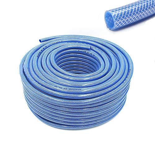 11.5mm Tubo Flessibile in PVC, Resistente al Kink, flessibilità per Tutto Il Tempo Hosepipe ad Acqua - per Giardino all'aperto Giardino innaffiatura (Size : 40M)