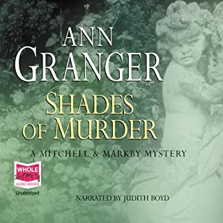 Shades of Murder cover art
