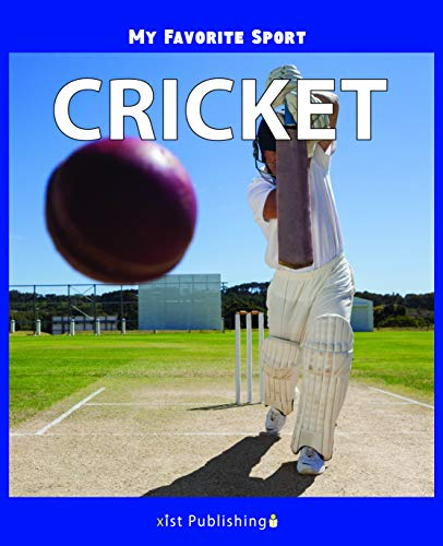 My Favorite Sport: Cricket (English Edition)