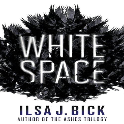 White Space audiobook cover art