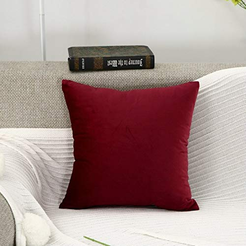 Super Soft Velvet Sofa Cushion Cover 30x50/40x40/45x45/40x60/50x50/55x55/60x60CM Decorative Throw Pillow Case Pillow Cover|Cushion Cover