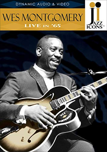 Wes Montgomery - Live in '65 (Jazz Icons) [Reino Unido] [DVD]