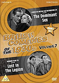 British Comedies Of The 1930s - Volume 7