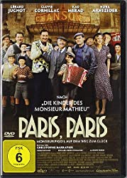 Anzeige Amazon - Paris, Paris - Die Kinder des Monsieur Mathieu - DVD-Film