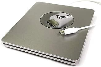 Blu-Ray Drive Slim Type C Bluray Burner BD-RE CD/DVD RW Writer Play 3D 4K Blu-ray Disc for Laptop Notebook