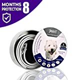 Jmxu's Flea and Tick Collar for Dogs