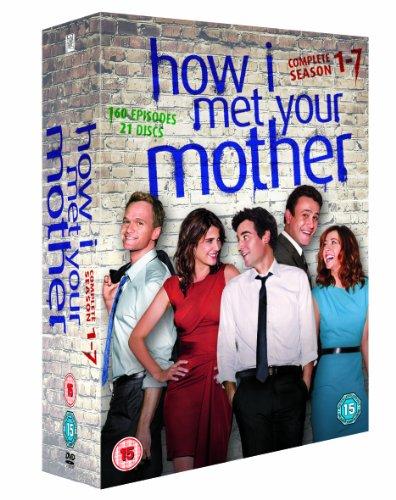 How I Met Your Mother - Season 1-7 [DVD] (UK Import)