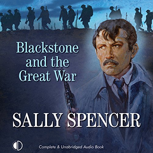 Blackstone and the Great War audiobook cover art