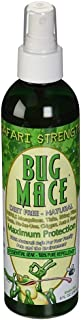 BugMace All Natural Mosquito & Insect Repellent Bug Spray, Repels Insects, Bugs and Mosquitoes. Pure Organic Blend, Long Lasting, DEET Free and 100% Safe for Babies, Children and Adults (8oz)