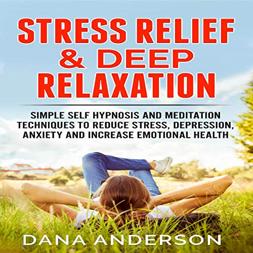 Deep Relaxation & Stress Relief cover art