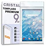 REY Protector de Pantalla para Acer ICONIA One 10 B3-A40 10.1', Cristal Vidrio Templado Premium