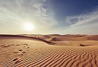 aofoto 7x 5ft Barren砂漠Backdrops Desolate写真撮影背景写真スタジオScorching Sun小道具大人用Girl Boy Artistic Portrait自然風景アウトドア旅行デジタル壁紙ビデオドロップ