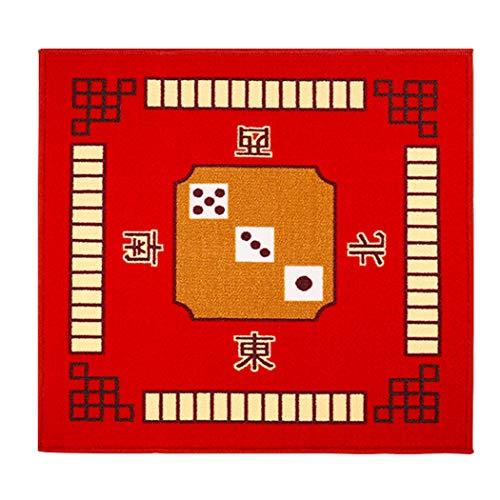 MYJZY Tapis Mahjong, Table Cover pour Mahjong, Poker, Jeux...