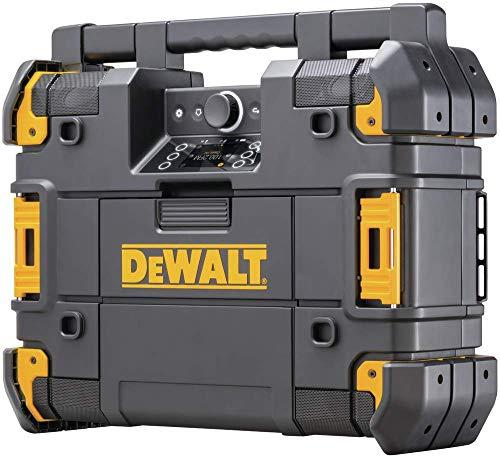 DEWALT DWST17510 TSTAK Portable Bluetooth Radio with Charger
