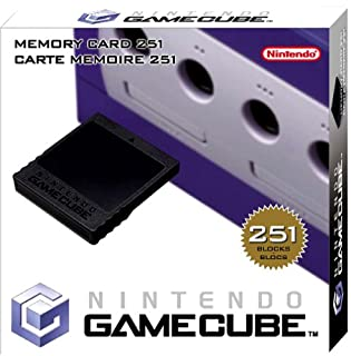 Carte mémoire Nintendo GameCube 251 (B000067QW2) | Amazon price tracker / tracking, Amazon price history charts, Amazon price watches, Amazon price drop alerts