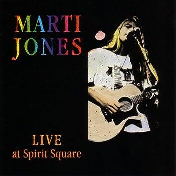 Live At Spirit Square (Live)