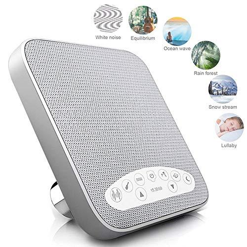 White Noise Machine, Portable Sleep Sound Machine Suitable...