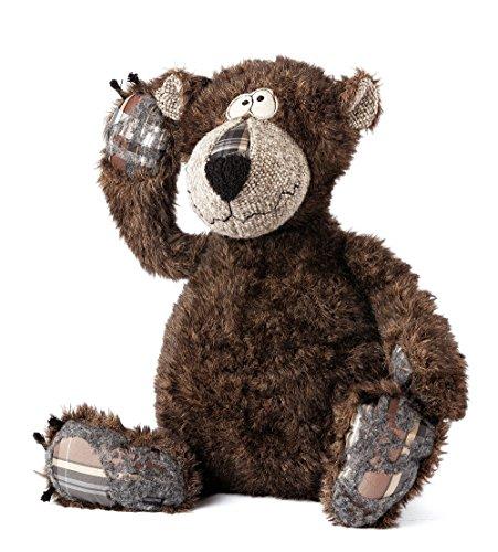 Sigikid - 38128 - Peluche - Beasts - Bonsai Bear - Ours