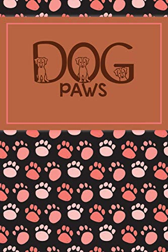 Dog Paws: Internet Password Tracker (Discreet Journal Covers) Address & Password Logbook for Web Developer Project Manager Office IT Manager Tech ... usage (Small Pets - Dogs Series (Dog Paw))