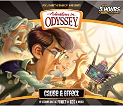 Cause & Effect: 12 Stories on the Power of God & More (Adventures in Odyssey, Vol. 52)