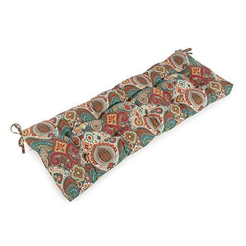 Greendale Home Fashions AZ4805-ASBURYPARK Painted Desert 44-inch Outdoor Swing/Bench Cushion