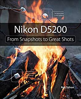Nikon D5200: From Snapshots to Great Shots (0321913124) | Amazon price tracker / tracking, Amazon price history charts, Amazon price watches, Amazon price drop alerts
