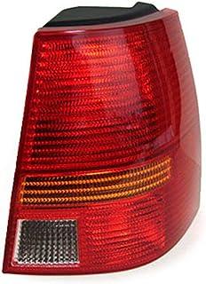 Fahrerseite AD Tuning GmbH /& Co Rot//Schwarz // Linke Seite KG 960633 R/ückleuchte