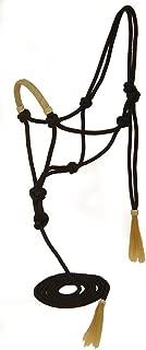 rawhide rope halter