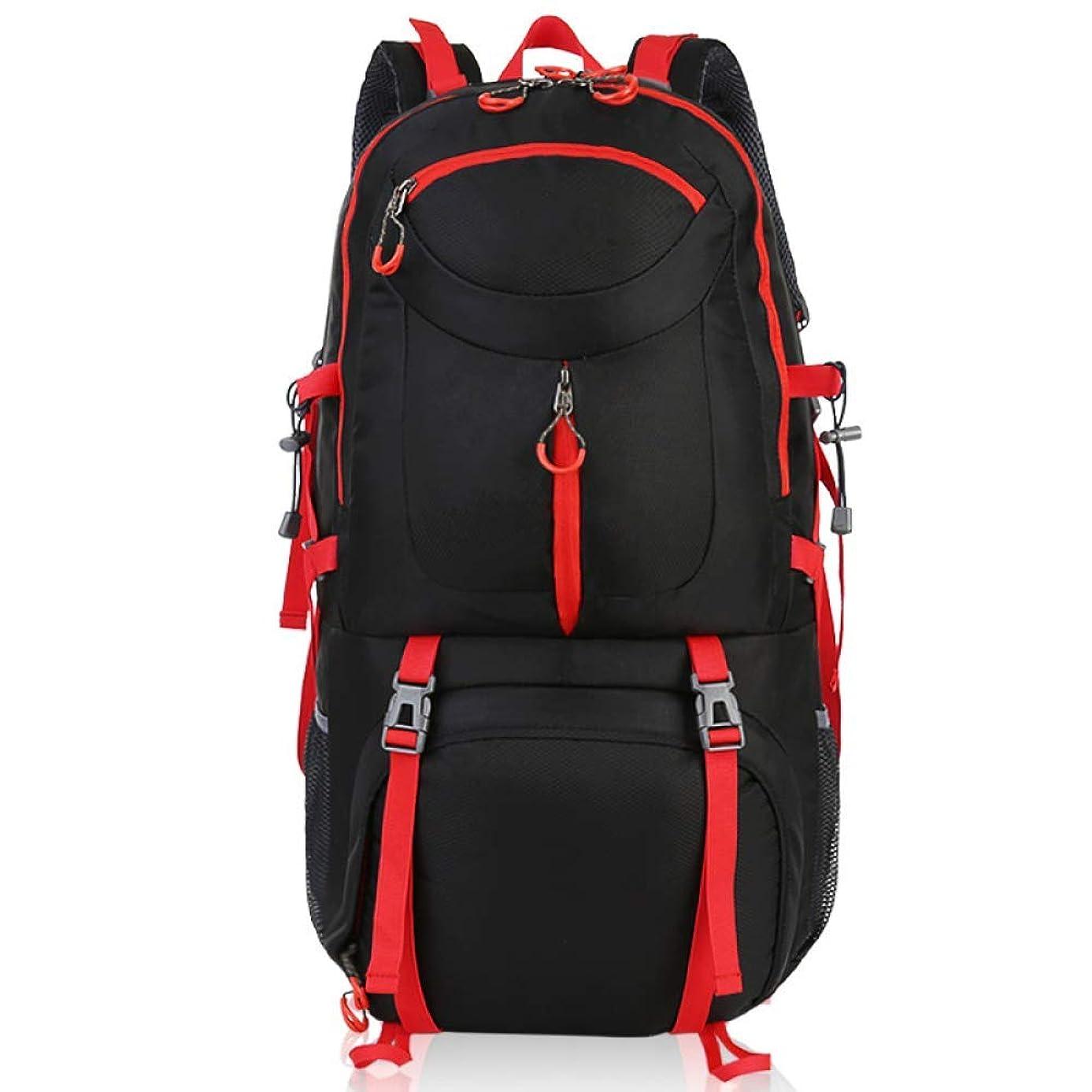 ステップ読み書きのできない借りる屋外登山バッグ、女性ハイキングレジャーバッグ、バックパック、男性旅行旅行バックパック、屋外バッグ