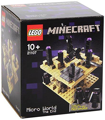 Lego – Minecraft – 21107 – Micro Monde – Le Fin