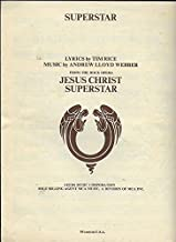 SUPERSTAR... from JESUS CHRIST SUPERSTAR Sheet Music Tim Rice & Andrew Lloyd Webber