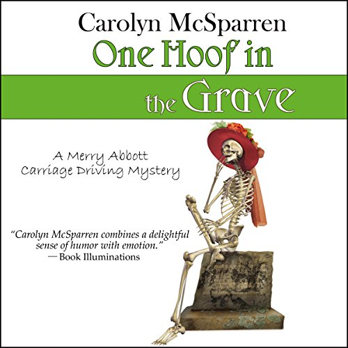 One Hoof in the Grave audiobook cover art