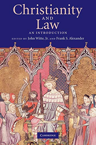 Christianity and Law: An Introduction (Cambridge...