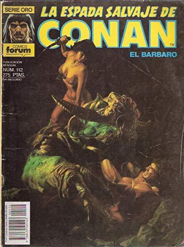 La espada salvaje de Conan el bárbaro, 109