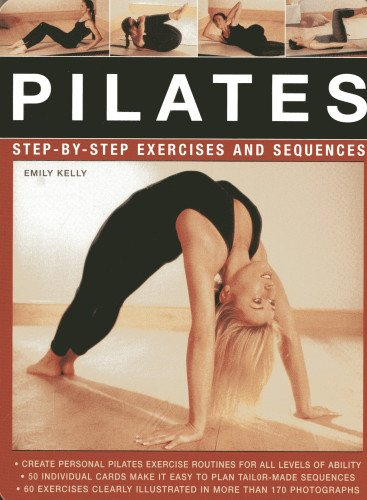 Pilates: Step-by-Step Exercises and Sequences (in a Tin) (Cards in a Box)