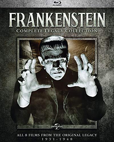 Frankenstein: Complete Legacy Collection (5 Blu-Ray) [Edizione: Stati Uniti] [Italia] [Blu-ray]