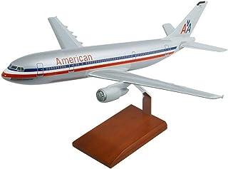 アメリカン航空 エアバスA300オールドリバリー 1/100 模型 飛行機 工作 航空機 #29