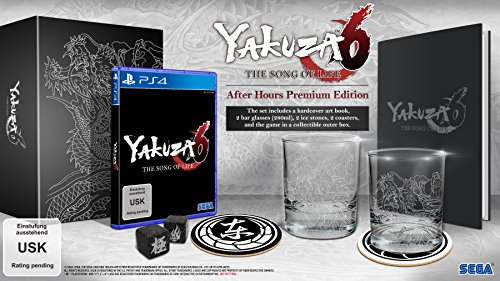 Yakuza 6: The Song of Life - After Hours Premium Edition [PlayStation 4 ]