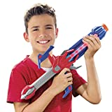 Transformers Optimus Prime Battle Blaster Sword Switches from Sword to Blaster with Lights & Sound