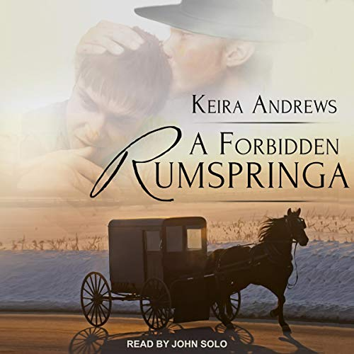 A Forbidden Rumspringa cover art
