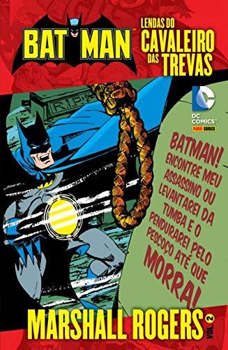 Livro Batman Lendas do Cavaleiro das Trevas