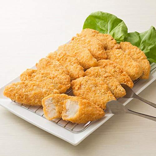 ニッスイ 笹形白身魚フライSN50(袋入) 10枚(500g)【冷凍】