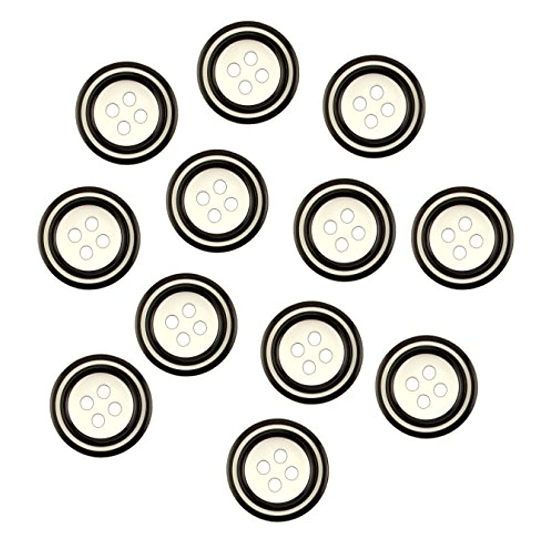 Buttons Galore White Wall Button Pack xjpykdl88