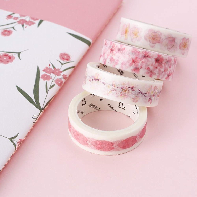 precioso KANGKANGBOOS Cinta 9 9 9 unids Rollo Dorado Cereza Romántica Sakura DIY Cinta Adhesiva Decorativa Cinta Adhesiva Etiqueta Etiqueta  Ahorre hasta un 70% de descuento.