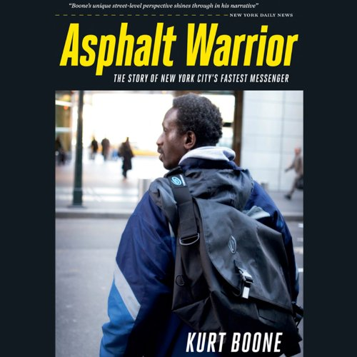 Asphalt Warrior audiobook cover art
