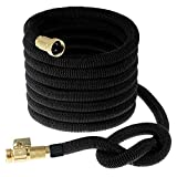Innav8 Garden Hose 50FT Expandable - All New 2019 Extra Strong Double Latex Rubber Core, Kink-Free...