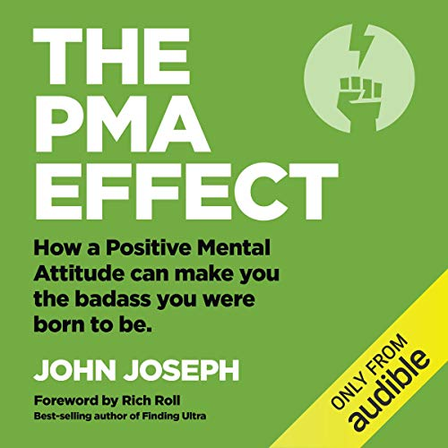 The PMA Effect audiobook cover art