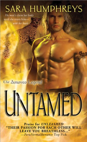Untamed (The Amoveo Legend, Band 3)